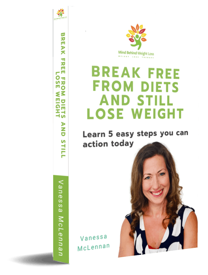 Break free from diets with these five easy steps by Vanessa McLennon